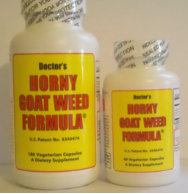 Doctor's Horny Goat Weed Formula®