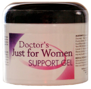 Doctor's Just For Women Support Gel