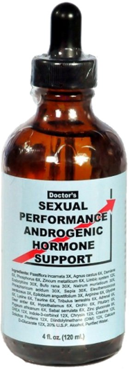 Doctor's Sexual Performance Androgenic Hormone Support