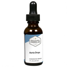 Aorta Drops 1oz Bottle