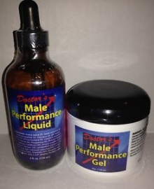 Doctors Male Performance Liquid AND Gel