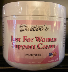 Doctors Just For Women Support Cream
