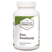 Pure Parathyroid 60 capsules Professional Formulas Supplements