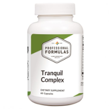 Tranquil Complex 60 capsules Professional Formulas Glandular Supplement